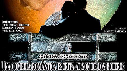 'Espérame en el cielo', musical de boleros en el Teatro Carrión
