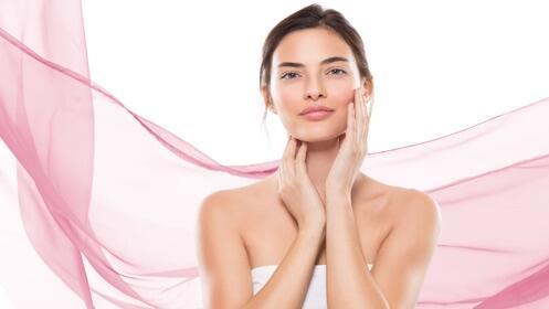 Higiene facial completa con mascarilla y radiofrecuencia