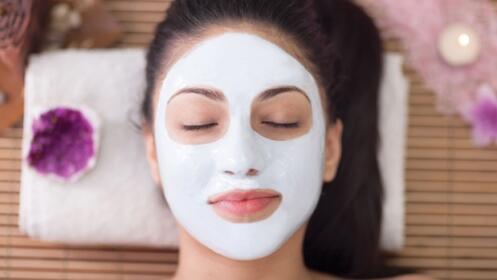 Limpieza facial más radiofrecuencia