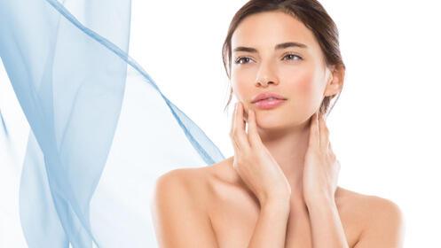 Facial deluxe, cuidado y reparación de la piel