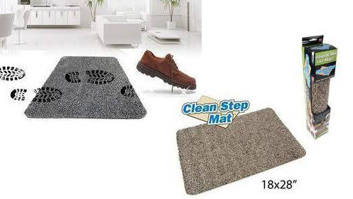 Felpudo absorvente Clean Step Mat