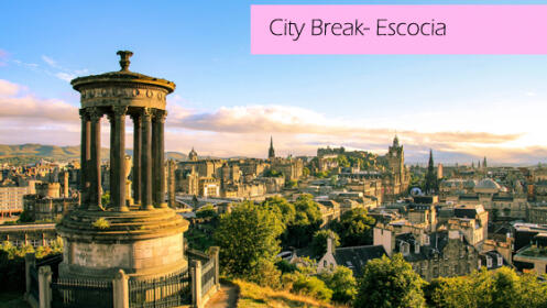 City Break - Escocia Misterioso