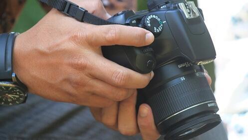 Este año aprende fotografía: curso presencial de 4 horas ❤️