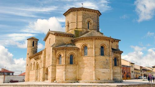 Fin de semana para dos descubriendo Palencia