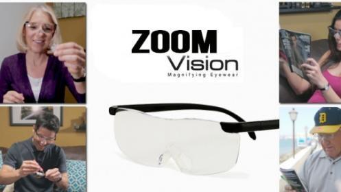 Gafas de aumento ZoomVision