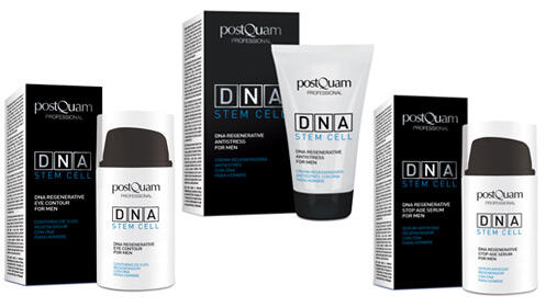 Cosmética de lujo para hombres DNA Stem Cell