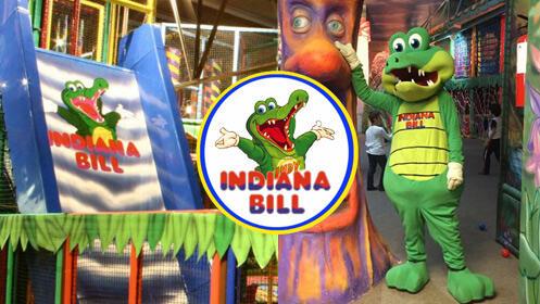 Pasa dos horas geniales en Indiana Bill