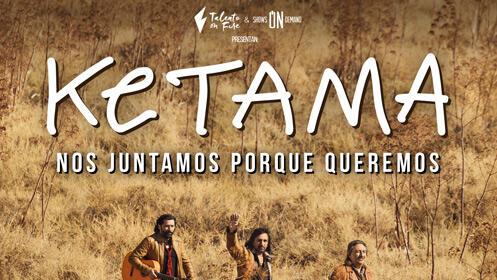 Ketama en concierto 'No estamos locos tour 2019'