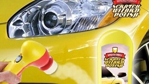 Kit de reparación arañazos coche SCRATCH WIZARD POLISH