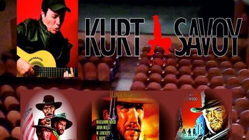 Kurt Savoy, 'El Rey del rock y del silbido' en el Teatro Cervantes