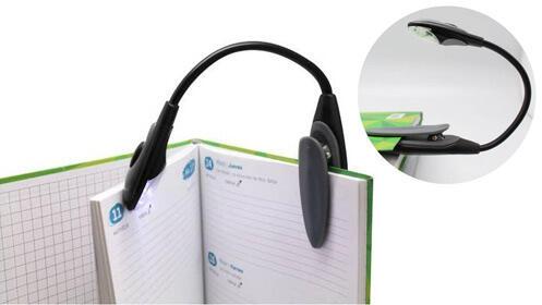 Lámpara Led flexible para lectura