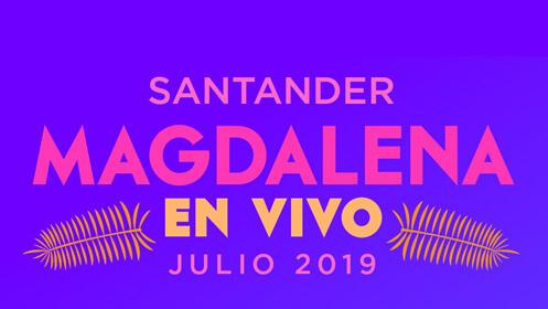 Abono para el festival 'Magdalena en Vivo en Santander'