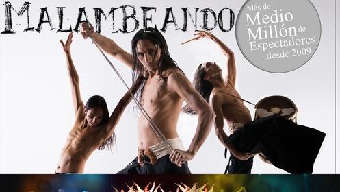 'Malambeando' Arte, zapateo, percusión y mucho más