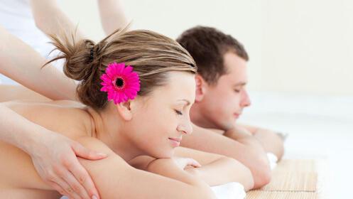 Increíble masaje relajante con aceites