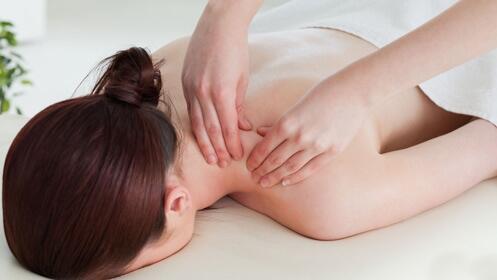 Fantástico masaje relajante, anticelulítico o circulatorio