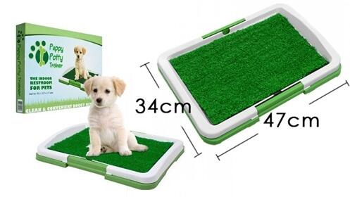 Baño para Mascotas Puppy Potty Pad Trainner