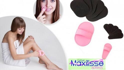 Depilación rápida y sin dolor con Maxilisse Xpress