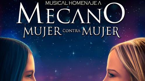 Musical homenaje a MECANO 'Mujer contra mujer'