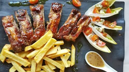 Exclusivo menú para dos personas en la Tata Tamberma