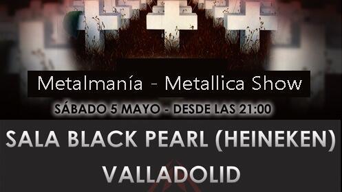 'Metalmanía - Metallica Show', el mejor tributo a la banda