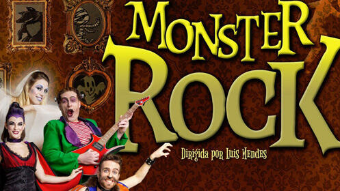 'Monster Rock' una historia musical terrorífica