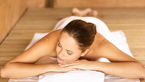 Tu próximo masaje relajante, drenaje o reflexología por 12,90€
