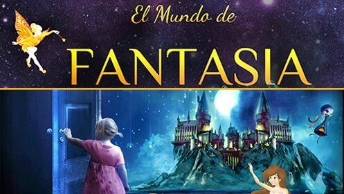 El Mundo de Fantasía en el Teatro Carrión