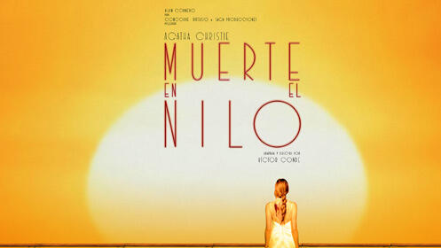 'Muerte en el Nilo' de Agatha Christie en el Teatro Carrión