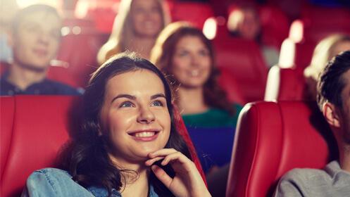 Vive los estrenos de cine por solo 4,90€