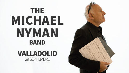 The Michael Nyman Band, entrada con un 25% de descuento