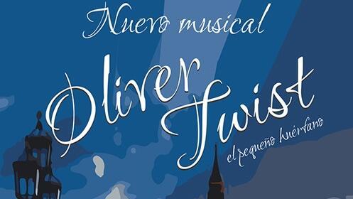 Musical Oliver Twist en el Teatro Carrión