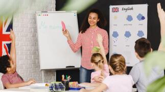 Campamento para niños, 1 semana aprendiendo inglés