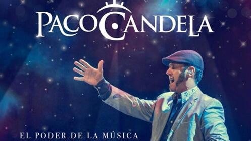 PACK 2 ENTRADAS: Paco Candela en concierto, el 3 de junio en el LAVA