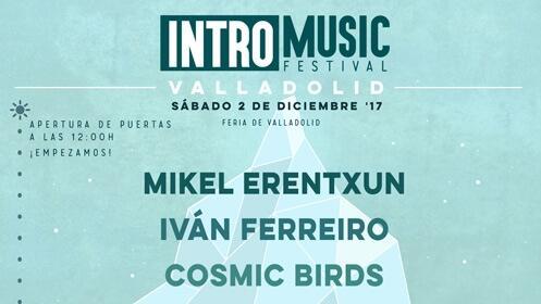 Ampliación 100 entradas con descuento Intro Music Festival