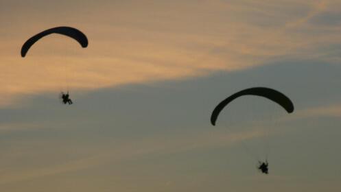 Una auténtica experiencia ¡vuelo en parapente 64,90€!