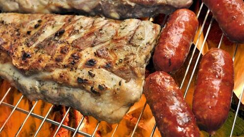 Deliciosa parrillada para dos en la Casa Regional Castilla-La Mancha