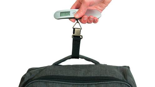 Peso digital  PRO para maletas