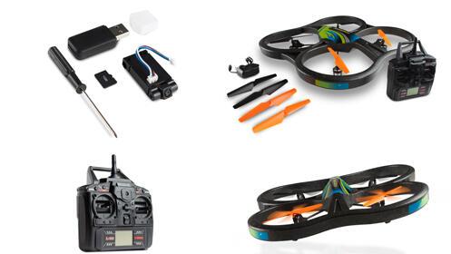 Big Drone 6 ejes+ Cámara TANGO