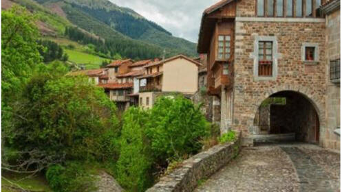 Escapada única a Potes, Cantabria