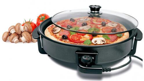 Cacerola eléctrica multifunción Pizza Pan