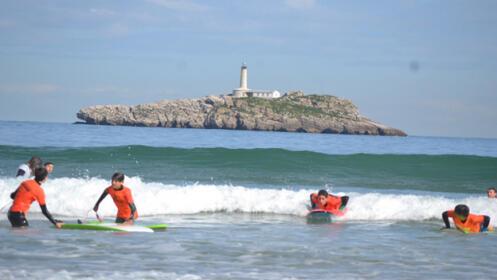 CLASES DE SURF EN SOMO