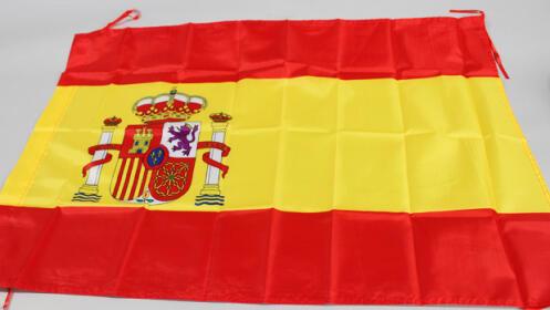 Pack aficionado selección: bandera, gorra y pulsera España