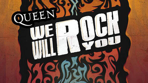 Musical 'QUEEN, We will rock you'