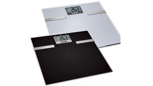 Báscula con medidor de masa corporal ¡plan adelgazante 2019!
