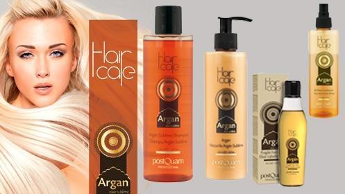Tratamiento de Argán para tu cabello ¡con un gran descuento!