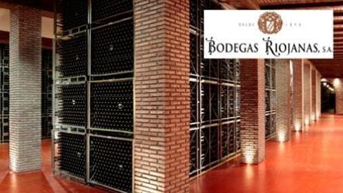 Visita guiada + Cata de 3 vinos con aperitivo + Botella Monte Real Crianza de Familia