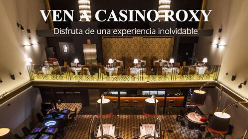 Nuevo menú del chef para dos en el espectacular Casino Roxy