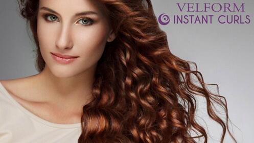 Rizador automático Velform Instant Curls