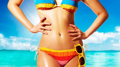 Perfecta en verano, reduce volumen con 10 adelgazantes