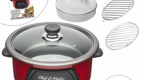 Robot de cocina multifunci n 3 5 l descuento 70 29 for Robot de cocina multifuncion